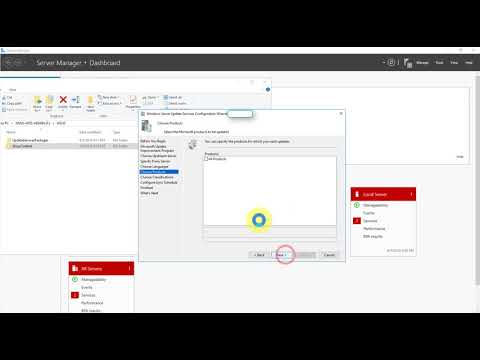 VIDEO: How To Install and Configure Windows Server Update Services