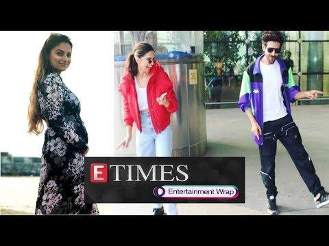Deepika-Kartik takes up #DheemeDheemeChallenge at airport; Dimpy Ganguly pregnant, and more... Mp3