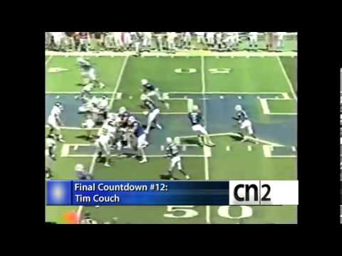 KSTV Countdown:  Tim Couch