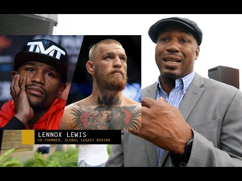 """""""CONOR NEVER SEEN THIS IN HIS LIFE!"""" Lennox Lewis breaks down Mcgregor vs Mayweather"""
