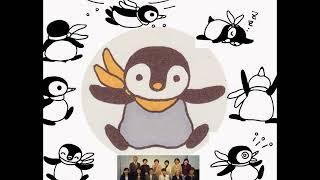 NPO法人あなたらしくをサポート(らしーく)のマスコット、皇帝ペンギン...