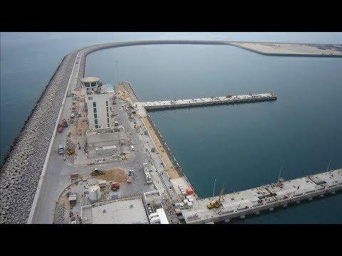 Qatar - Ras Laffan Port Expansion Project