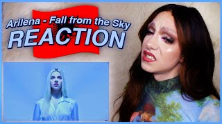 Albania | Eurovision 2020 Reaction | Arilena Ara - Fall from the Sky