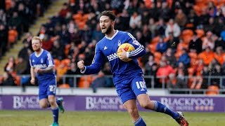 Highlights: Blackpool 4-4 Forest (14.02.15)