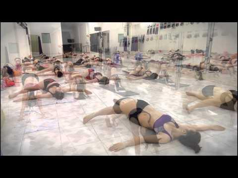 Tổng hợp những động tác thể dục thẩm mỹ đẹp của các chị