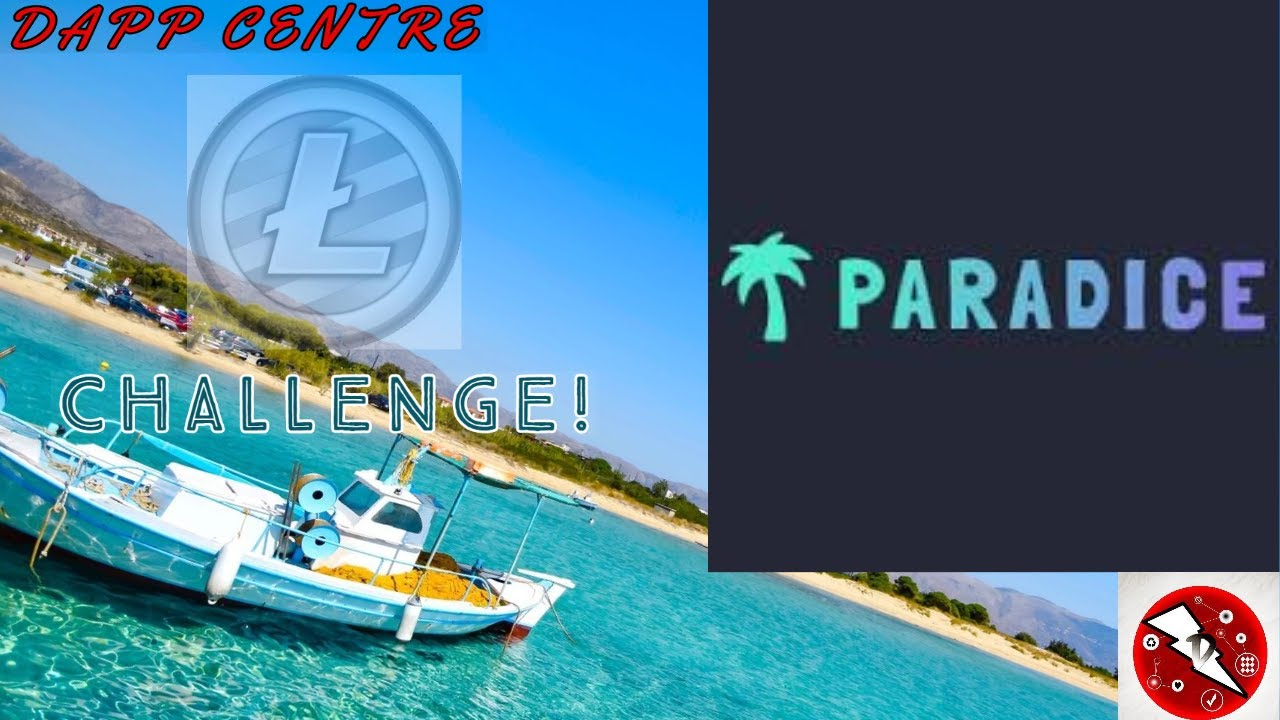 HOW TO MAKE 1 LITECOIN IN 5 MINUTES! PARADICE CHALLENGE!