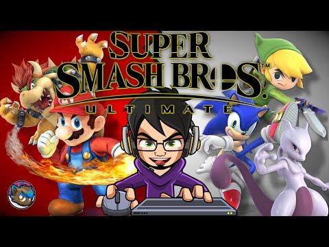 🔴 Unlocking Characters | Super Smash Bros Ultimate Gameplay thumbnail
