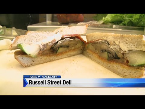 Tasty Tuesday: Russell Street Deli