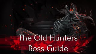 Video Bloodborne Guide ► The Five Bosses of The Old Hunters download MP3, 3GP, MP4, WEBM, AVI, FLV Oktober 2018