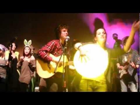 Sunny Day - Shanti Powa Orchestra @ Black Box 05.01.13