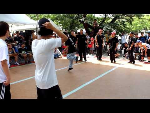 B-Boy Dance Battle Tokyo - Part 1