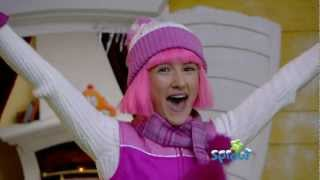Lazy Town - Bing Bang (The LazyTown Snow Monster)