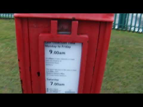 What I Do When Using Royal Mail's Post Boxes