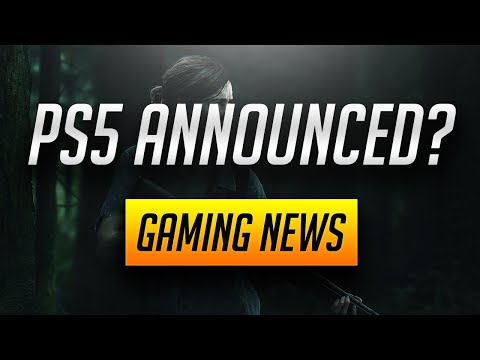 PS5 Announced? – Gaming News