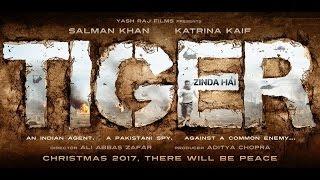 Tiger Zinda Hai POSTER Out | Salman Khan, Katrina Kaif