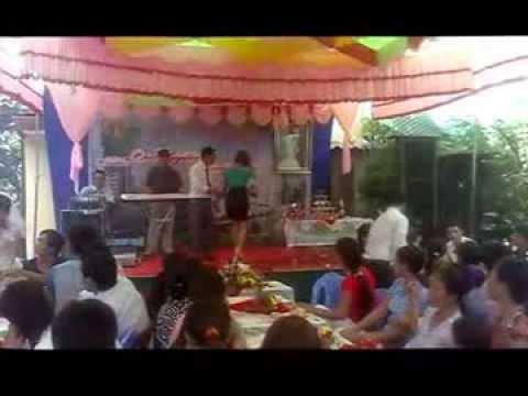 Đám cưới Luyện Nhận Vĩnh An - Vĩnh Bảo - Hải Phòng P3