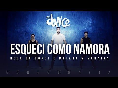 Esqueci como Namora - Nego do Borel ft. Maiara & Maraisa (Coreografia) FitDance TV