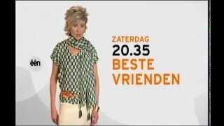 Andrea Croonenberghs TV announcer VRT één   30-4-2013   a touch of orange YouTube Videos