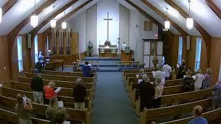 16th Sunday after Pentecost - September 12, 2021 worship