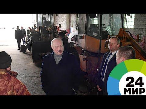 Лукашенко поручил уволить