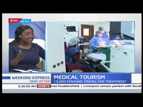 Medical tourism PART THREE   WEEKEND EXPRESS