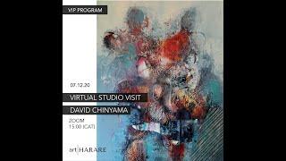 VIP PORGRAM | DAVID CHINYAMA STUDIO VISIT
