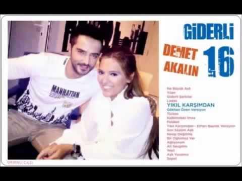 Demet Akalın Feat. Gökhan Özen - Yıkıl Karşımdan .mp4