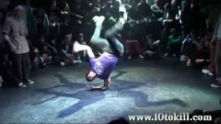 bboy Lil G (Venezuelan Power)