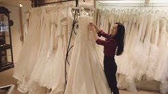 Alaska Airlines travel tips: Flying with your wedding dress as a carry-on