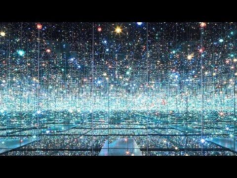 "Experience Yayoi Kusama's limitless ""Infinity Mirrors"" exhibit"
