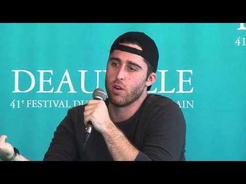 Conférence de presse Deauville 2015: Krisha
