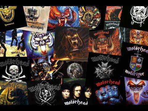 Motörhead Every Studio Album Review