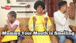 Download Mc Shem Comedian - Mummy your mouth is smelling (MC Shem Comedian)