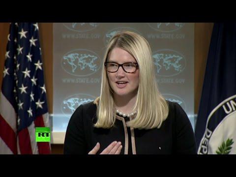 Представитель Госдепа США ушла от ответа на вопрос о геноциде армян