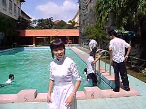học sinh Minh Khai nhảy hồ lễ tổng kết năm học 2008-2009!!!! [Phần II]