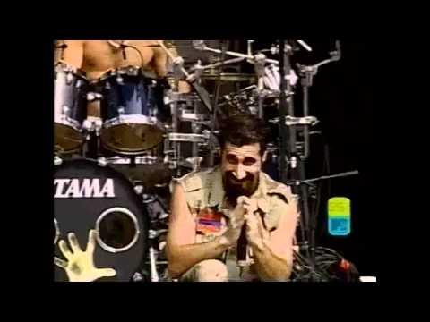 System of a Down  Sugar Baltimore 2000