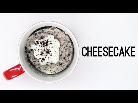 Easy Microwave Cheesecake You Should Try