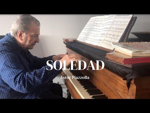 Astor Piazzolla: Soledad