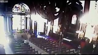 Minute cathedral mass shooter starts shooting