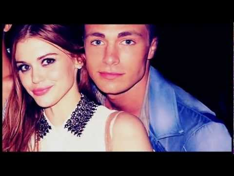it girl | holland roden + colton haynes