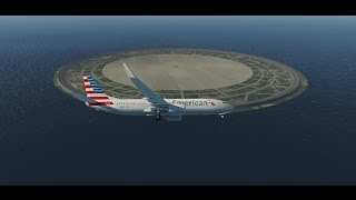 Landing on a Circular Runway!!