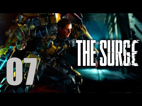 The Surge - Let's Play Part 7: Full Rhino
