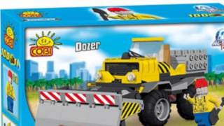 New Action Town Dozer 100 Piece Building (Toy)