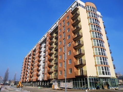 ЖК Фаворит в Житомире дом: 9-ти этажка на 128 квартир