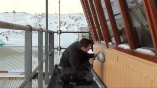 Rothera Winter Crew Busking 2011 -- British Antarctic Survey