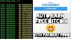 🤑 How to Earn  Free BTC Auto without work 🤑|| with proof || leftworld crypto