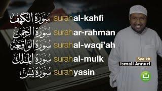 Download lagu Surah Al-Kahfi I Ar-Rahman I Al-Waqiah I Al-Mulk I Yasiin