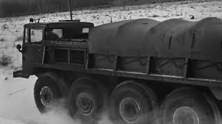 Как покоряли бездорожье в СССР- автомобили высокой проходимости ЗИЛ