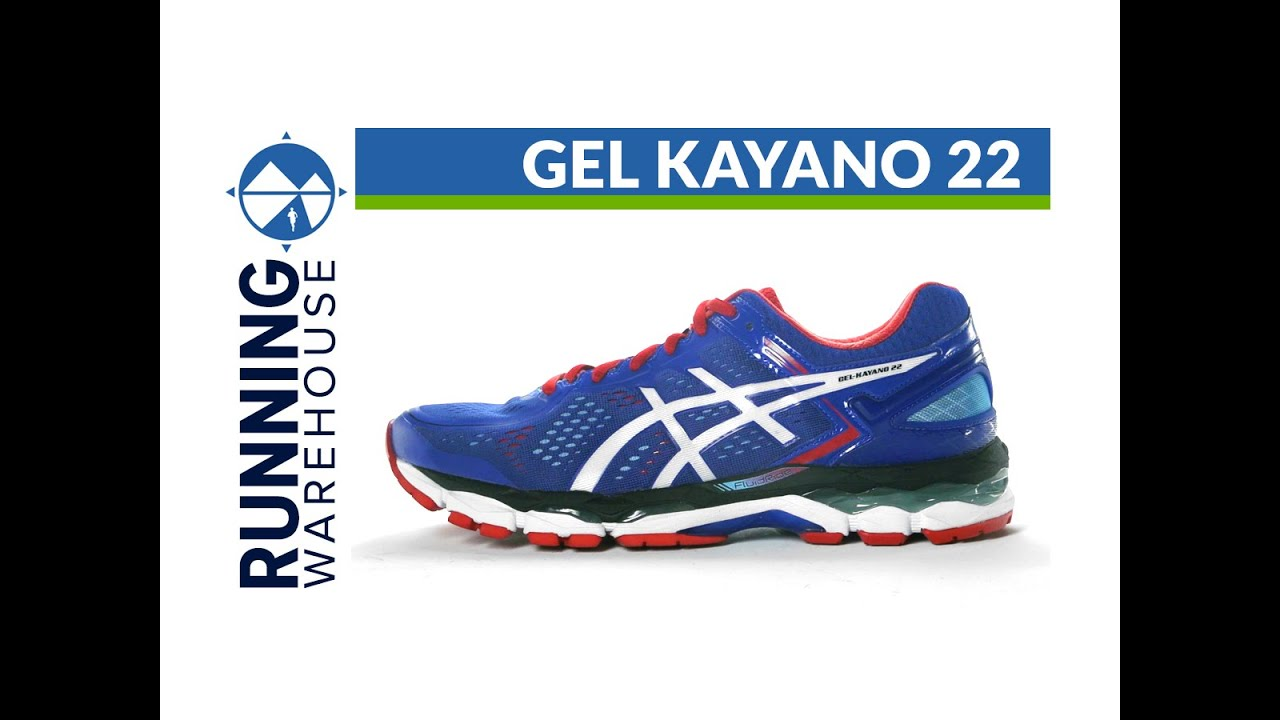 asics gel kayano 22 running warehouse