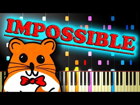 THE HAMPSTERDANCE SONG but it's an INSANE REMIX you could NEVER PLAY!
